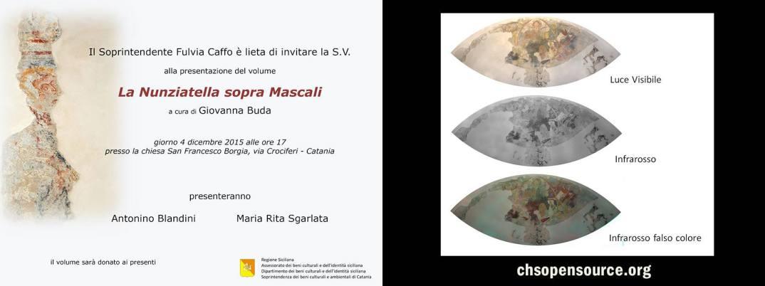 Nunziatella Mascali wall paintings CHSOS 1
