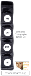 CHSOS Technical Photography Filter set