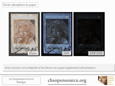 Technical examination services for stamps Slide5