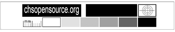 TP and MSI calibration card