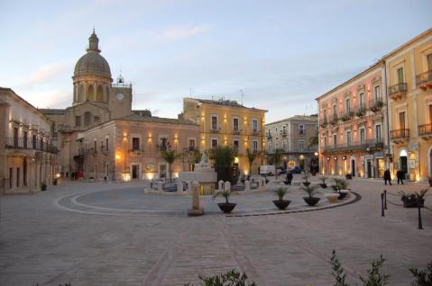 Comiso, Sicily