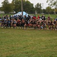 Cross Country Prepares for League and Regionals