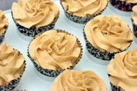 Cinnamon Bun Flavoured Cupcakes