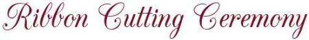 ribbon-cutting-font