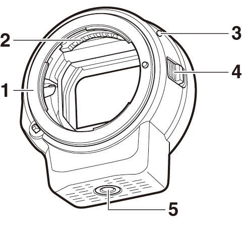 FTZ Mount Adapter User's Manual