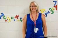 Mrs. Flynn, Centennial's new Algebra 1, Algebra 2, and Algebra Seminar teacher.