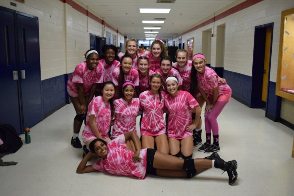 Photo Contributed by Centennial Volleyball