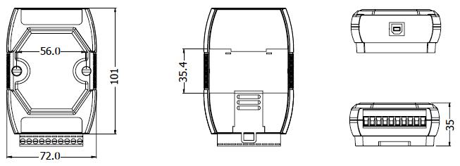 TXE-UR485 USB轉RS485