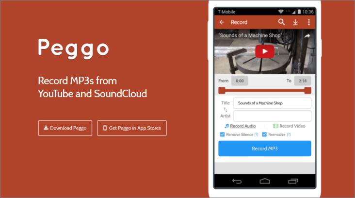 【教學】用《Peggo》把線上影音網站影片轉MP3,MP4,音樂下載至手機(Android Apk) - CHTLife