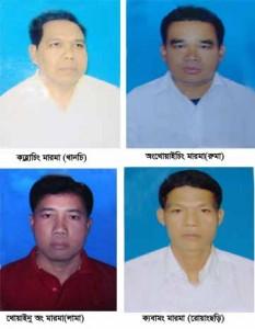 Bandarban chairman