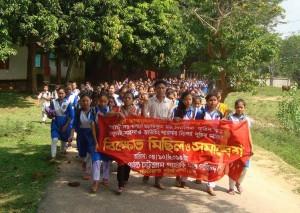 Nannyachari protest2, 4.10.2015