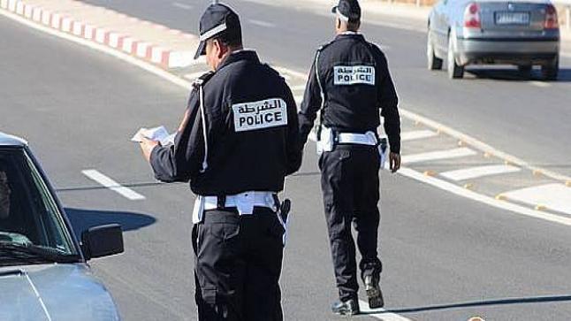 توقيف موظف شرطة مؤقتا في قضية ابتزاز مستعملي الطريق
