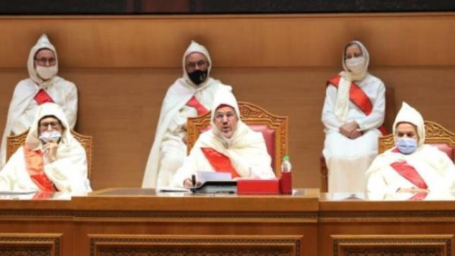 المجلس الأعلى للسلطة القضائية يبث في الملفات التأديبية لخمسة قضاة