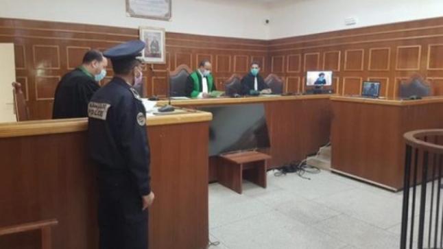 ابتدائية ايمنتانوت تصدر حكمها في حق امرأة طردت زوجها من البيت