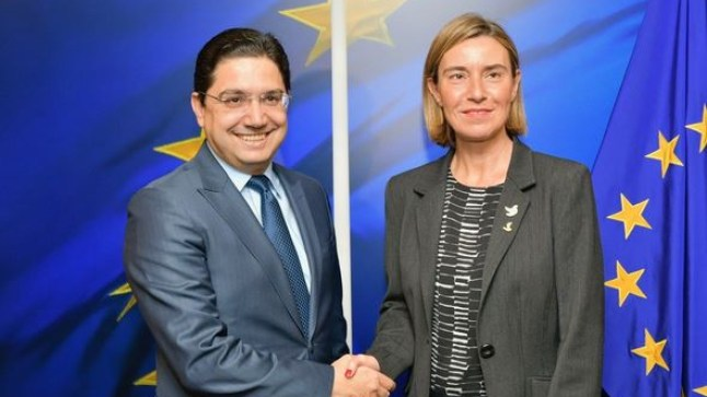 رئيسة دبلوماسية الاتحاد الأوروبي تدعو الاتحاد للتعاون مع المغرب لوقف زحف المهاجرين السريين..