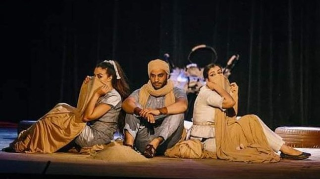 فرقة أنفاس من الداخلة تحصل على الجائزة الكبرى للمهرجان الوطني للمسرح