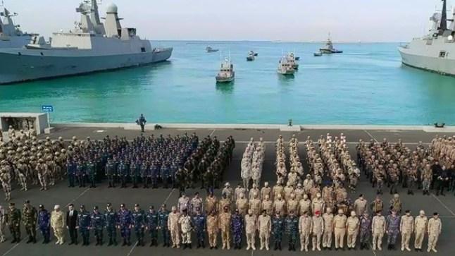 """المغرب يغيب عن مناورات """"الموج الأحمر"""" في الرياض"""