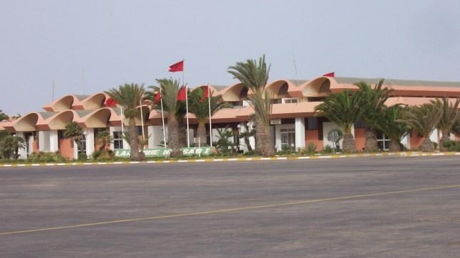 طائرة تحط بمطار العيون لإنقاذ رجل أعمال موريتاني من الموت!