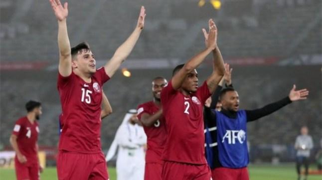 المنتخب القطري يفوز لأول مرة في تاريخه بكأس آسيا على حساب اليابان..