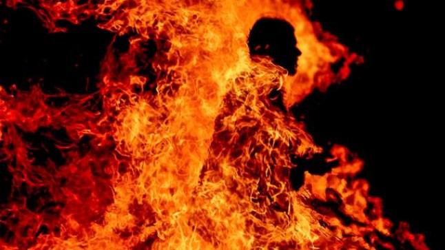 العيون: محاولة انتحار شاب حرقا بمصلحة البطاقة الوطنية التابعة لولاية الأمن..