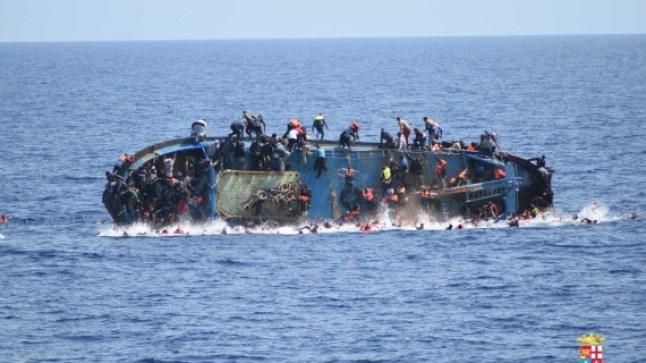 غرق قارب للهجرة السرية بسيدي إفني و20 شخصاً في عداد المفقودين!