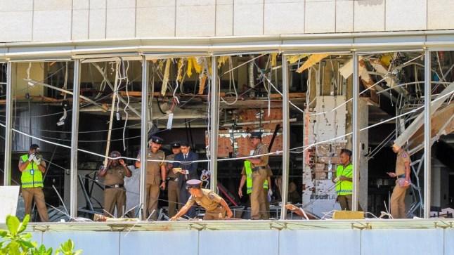 تفجير كنائس وفنادق في سريلانكا.. والحصيلة فاقت الـ207 قتيلا!