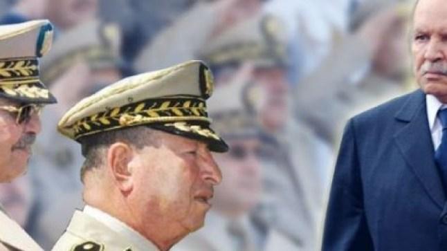 حيازة أسلحة وذخيرة حربية تودي بكبار جنرالات بوتفليقة إلى السجن..