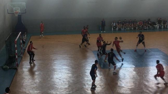 فريق وداد السمارة لكرة اليد يتأهل إلى نصف نهاية كأس العرش
