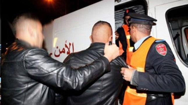 الداخلة: الأمن يعتقل شخصين اعتديا بالضرب على قاصر..