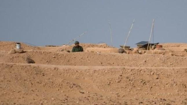 القوات المسلحة الملكية تطلق النار على مهربين لإحباط محاولات نقل المخدرات لمخيمات تندوف..