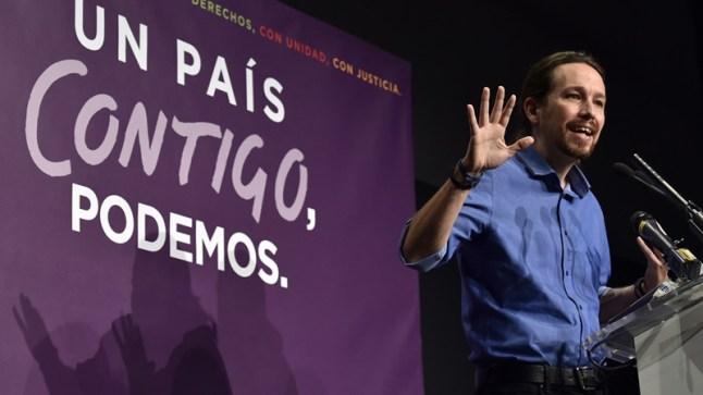"""حزب """"بوديموس"""" الإسباني يسجل تراجعا كبيرا خلال الانتخابات الأوربية والجهوية والبلدية"""