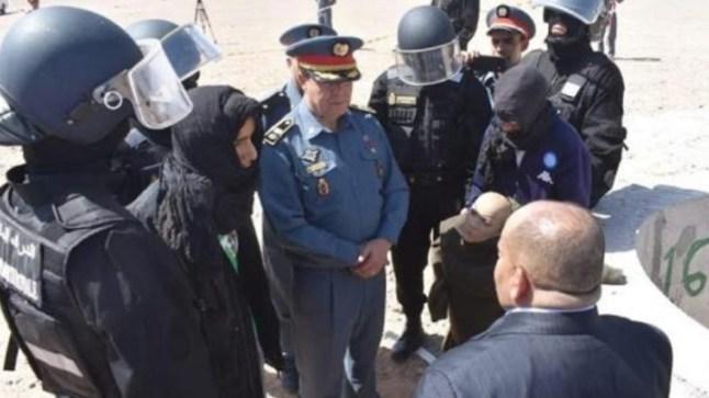 مصالح الدرك الملكي بإقليم العيون تعيد تمثيل جريمة مقتل شيخ صحراوي..