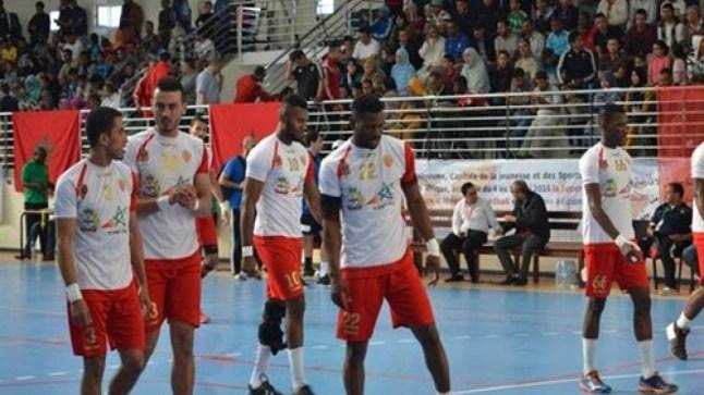 وداد السمارة لكرة اليد بطلا لمسابقة الدوري المغربي الممتاز..