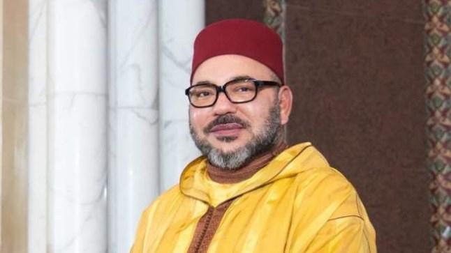 الملك محمد السادس يهنئ محمد ولد الغزواني بمناسبة انتخابه رئيسا لموريتانية..