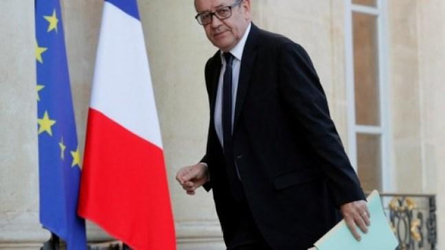 وزير الخارجية الفرنسي يحل اليوم الجمعة بالمغرب