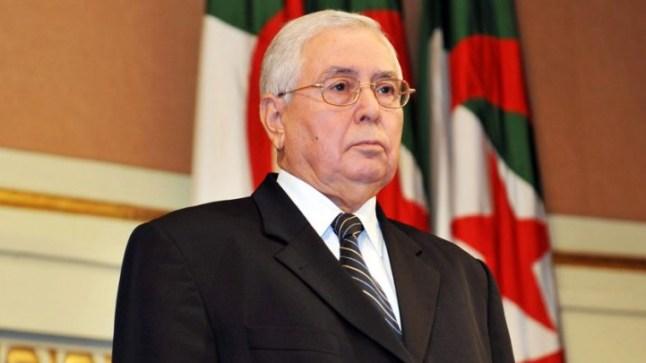 الرئيس الجزائري المؤقت يعاني من مضاعفات صحية بعد إزالة ورم سرطاني!