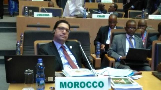 المغرب يترأس مجلس السلم و الأمن التابع للإتحاد الإفريقي!