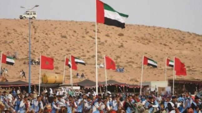 إدارة موسم الطنطان ترحب بالإماراتيين وتهمش الموريتانيين !