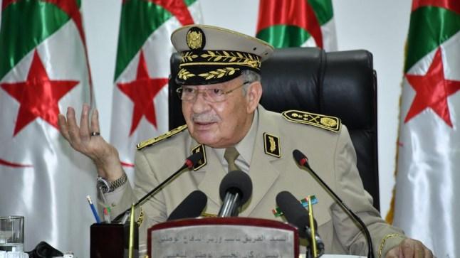 """قائد أركان الجيش الجزائري يدعو إلى """"التعجيل"""" بانتخاب رئيس جديد للخروج من الأزمة.."""