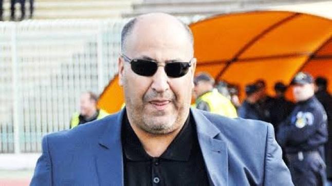 الجزائر: تهمة الاختلاس تزج برئيس فريق وفاق سطيف في السجن لخمس سنوات!