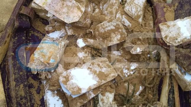 شاطئ أكادير يلفظ حقائب لأوراق نقدية مزورة!