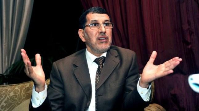 العثماني ينفي تواجد معتقلين سياسيين بالمغرب..