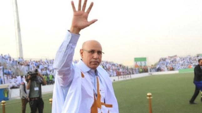 حفل تنصيب الرئيس الموريتاني الجديد.. المغرب يشارك بوفد رفيع المستوى