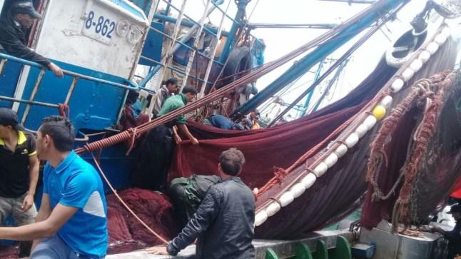 الاتهامات تتجه صوب مافيا الهجرة السرية بعد اختفاء قارب للصيد على متنه 3 بحارة بسواحل الداخلة!