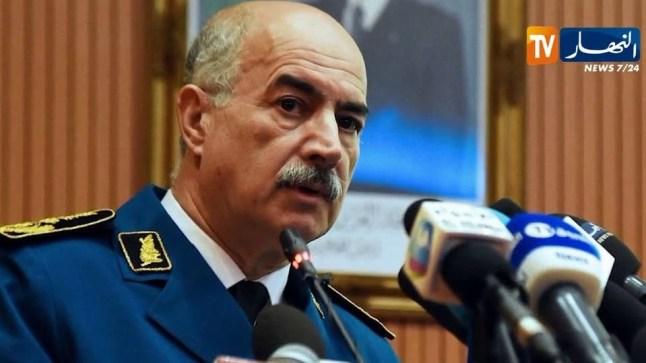 بعد سبعة أشهر من تعيينه.. إقالة مدير الأمن الوطني الجزائري