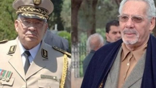 الجزائر تطالب دوليا بالقبض على وزير الدفاع الأسبق ونجله..