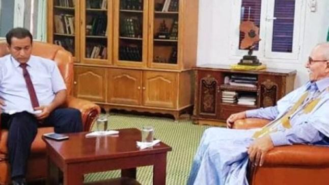 قناة الحُرة الأمريكية تستضيف رئيس البوليساريو ابراهيم غالي..والإعلام المغربي يصف ذلك بالاستفزاز