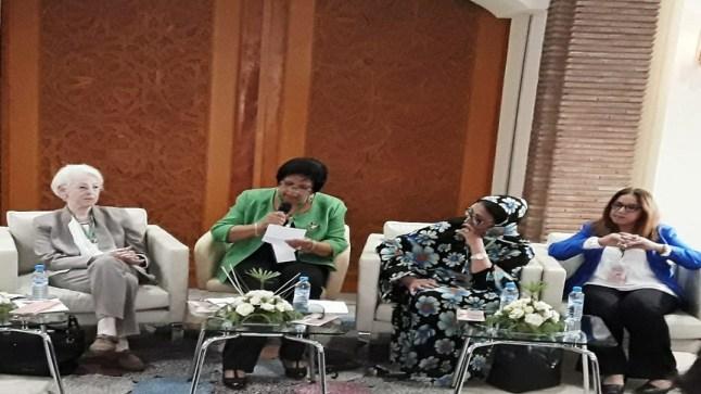 """رابطة كاتبات المغرب تنظم الدورة الثانية لمجلس الحكيمات """"من أجل مشاركة فاعلة في التنمية الثقافية"""".."""