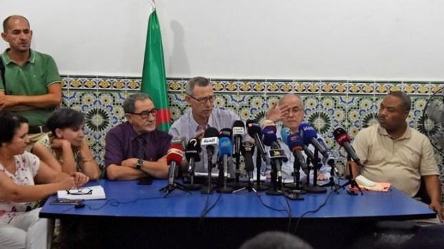 الجزائر: هيئة الوساطة تقدم تقريرها النهائي للرئيس المؤقت..