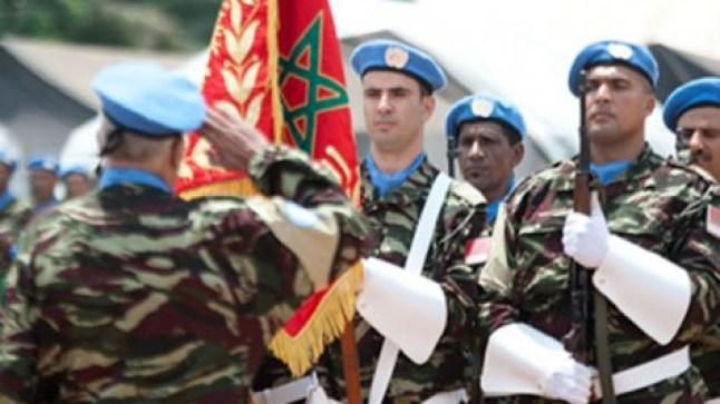 غوتيريس يشيد بجهود جيش القبعات الزرق في حفظ السلام..ومساهمة المغرب فيه